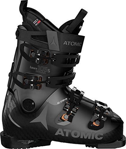 Atomic HAWX Magna 105 S W Bottes de Ski pour Femme - Noir - Noir, en cuivre, 34.5 EU EU