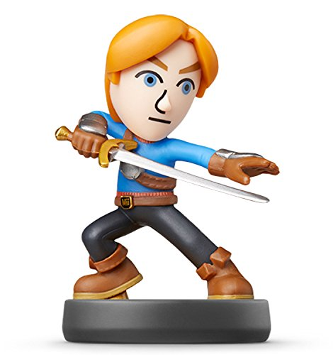 Amiibo Mii Schwert-Version