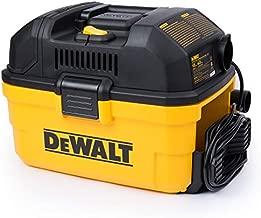 DEWALT DXV04T Portable 4 gallon Wet/Dry Vaccum, Yellow
