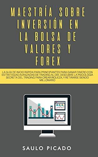 Maestría sobre inversión en la bolsa de valores y forex: La Guía...
