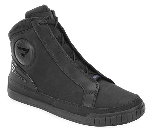 Bates Taser Performance Men's Motorcycle Boots (Black, Size 10.5)