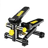 GSX Mini Stepper Máquina De Pedal Silencioso De Resistencia Hidráulica De 30 Libras para El Hogar Escalador De Subida Y Bajada con Consola para Regalo De Oficina En Casa