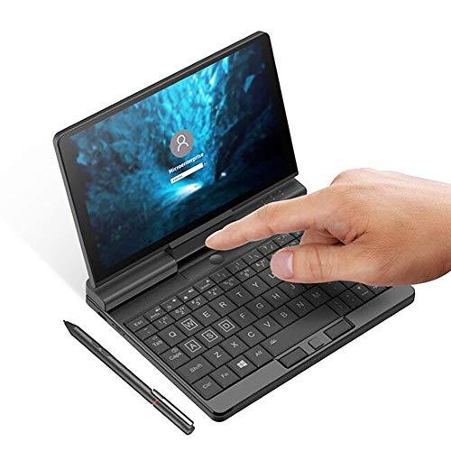 VOYO 2 en 1 mini ordenador portátil del negocio 7 ' ', cerradura de la huella digital inter CoreM3-8100y 8G RAM DDR4 512G ROM SSD 1920...