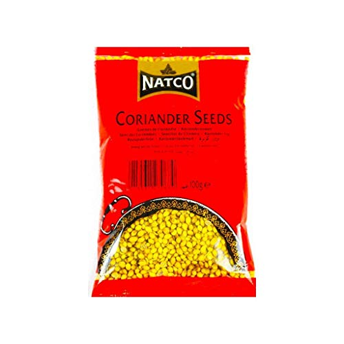 NATCO Semillas de Cilantro (coriandro) en Bolsa 100 g