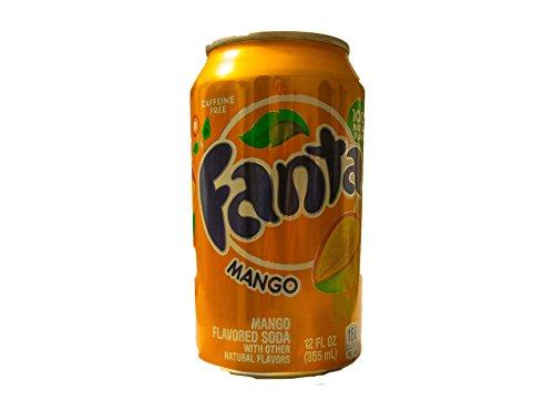 Fanta Mango 1 x 355 ml inkl. DPG-Pfand