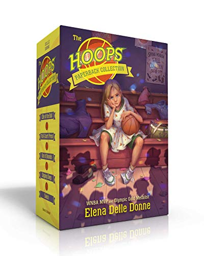 The Hoops Paperback Collection: Elle of the Ball; Full-Court Press; Out of Bounds; Digging Deep; Swish