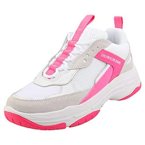 Calvin Klein Maya R0802WHITEPINK, Sneakers