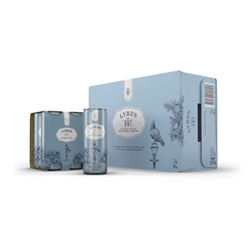 Lyre's Non-Alcoholic G&T Ready To Drink - Case of 24