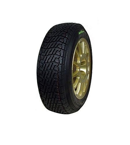 Winter Tact Rally Reifen - Maxsport Rennreifen - 175/70 R13 82Q - RB3FWall (mittlere Gummimischung) runderneuerter Rennreifen