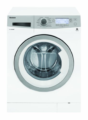 Blomberg WMF 8649 AE60 smartsense Waschmaschine Frontlader / A+++ / 1400 UpM / 8 kg / Waschvollautomat mit Automatikprogramm und Steam Power / Alphanumerisches LCD-Display mit Touchcontrol