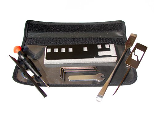 Silverhill Tool Kit for Xbox 360 and Kinect, 8 Piece