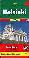 Helsinki Map 1:15 000 (City Map)