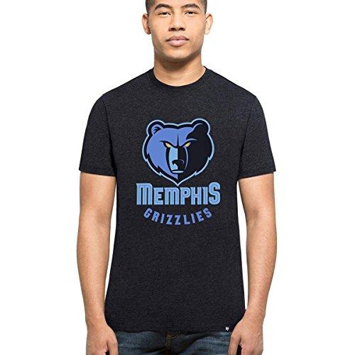 '47 Brand NBA MEMPHIS GRIZZLIES Club T-Shirt, Größe:S