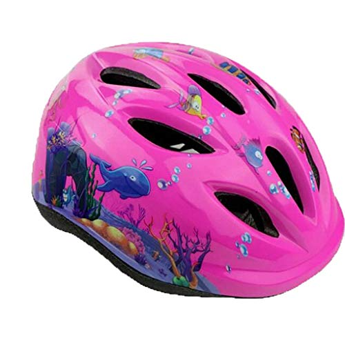 BaZhaHei Unisex Kids Bike Helm Ultraleichtes City Road Fahrrad für Jungen Mädchen Outdoor Sport Schutzhelm Fahrradhelm Rennradhelm