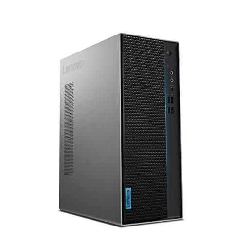 Lenovo IdeaCentre T540 Gaming - Ordenador de sobremesa (AMD Ryzen 5-3600, 8GB RAM, 256GB SSD, Tarjeta gráfica NVIDIA GTX1650-4GB, Teclado y ratón USB - Color Gris