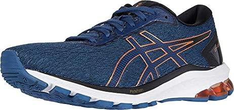 ASICS Men's GT-1000 9 Running Shoes, 10, Grand Shark/Pure Bronze