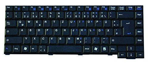 NExpert QWERTZ Tastatur für Medion MAM2080 MAM2120 MAM2150 Series DE Neu