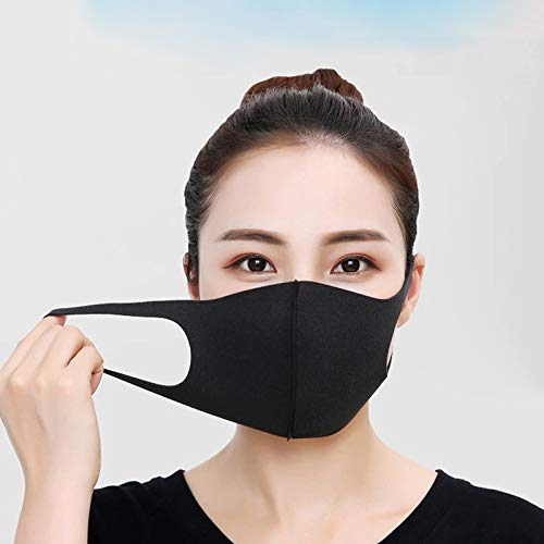 Unisex Reusable Face Mask Protection Washable Facial Skin Mouth Nose Shield Breathable Anti Smoke Pollution Bike…