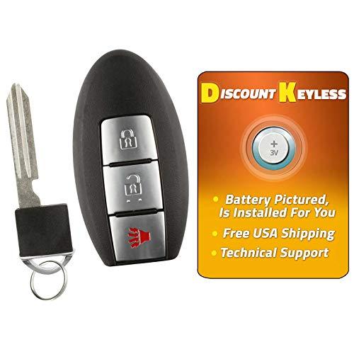 For 02-17 Infiniti & Nissan Keyless Entry Remote Key Fob KBRASTU15, CWTWB1U415, CWTWB1U733, CWTWB1U821