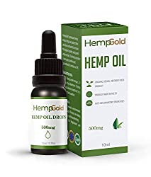 ✔ AWARD WINNING - HempGold Hemp Oil is extracted from organically grown hemp sativa plants. From a vegan certified source. HempGold is rich in terpenes , Omega-3 and Omega-6. Vitamins D, E and Carotene (precursor of Vitamin A). ✔ Trusted UK founded c...