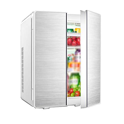 wangt koelbox 25 l high-performance auto-koelkasten, snelkoelende dubbele deur, halfgeleider-mini-koelkast, voor vakanties
