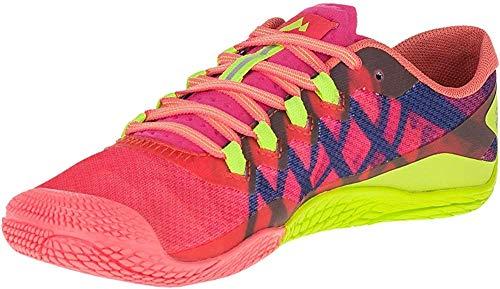 Merrell Women's Vapor Glove 3 Sneaker, Acid Punch, 10 M US