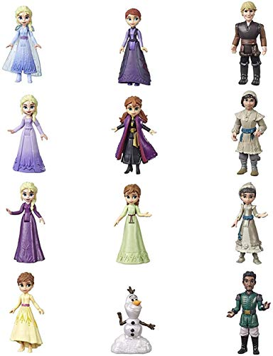 Disney Frozen 2 Pop Adventures Series 1 Surprise Blind Box with Crystal-Shaped Case & Favorite Frozen Characters, Toy for Kids 3 Years Old & Up JungleDealsBlog.com