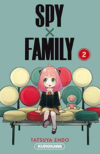 Spy x Family Edition simple Tome 2