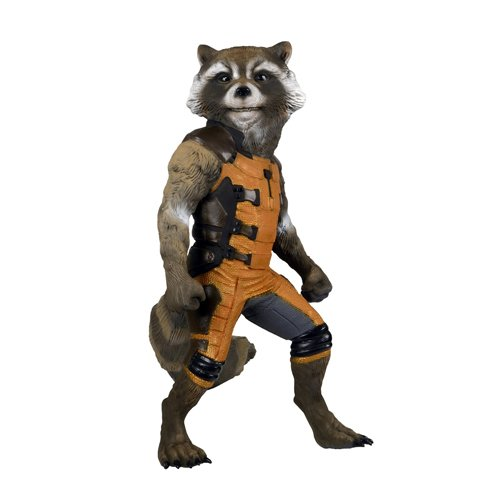 Neca Guardians of The Galaxy Rocket Raccoon Figur, volle Größe