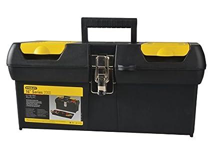 STANLEY 1-92-065 - Caja de herramientas Milenium, 19.9 x 19.5 x 40.5 cm