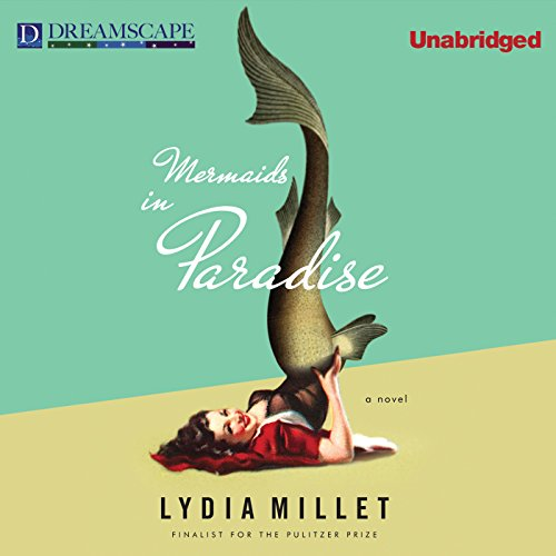 Mermaids in Paradise audiobook cover art