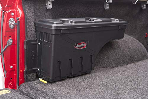 UnderCover Swing Case Truck Bed Tool Box