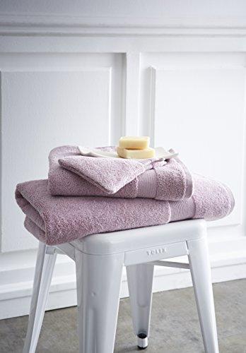 Today 257628 Premium Serviette de Toilette Coton Rose poudré 50 x 90 cm, 100%