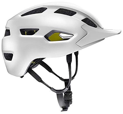 MAVIC Casco MTB Deemax MIPS White Black, Talla L (57/61)
