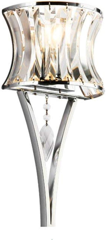 Crystal Wandleuchte Modern Fashion Nachttischlampe Schlafzimmer Wand Lampe gang Flur Eingang Beleuchtung
