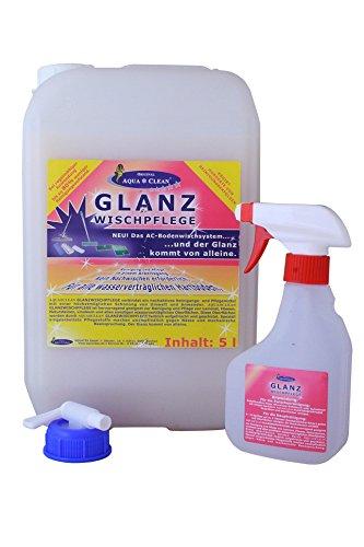 AQUA CLEAN Glanzwischpflege 5l Konzentrat