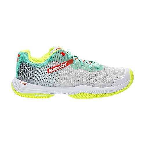 Babolat Jet RITMA Gris Blanco Mujer 31S21753