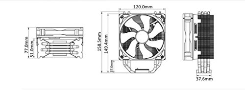 Build My PC, PC Builder, Cooler Master RR-212E-20PK-R2