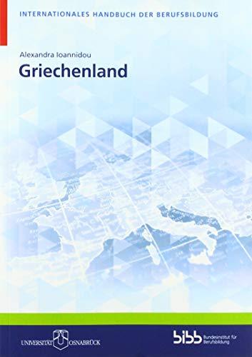 Griechenland (Internationales Handbuch der Berufsbildung - IHBB)