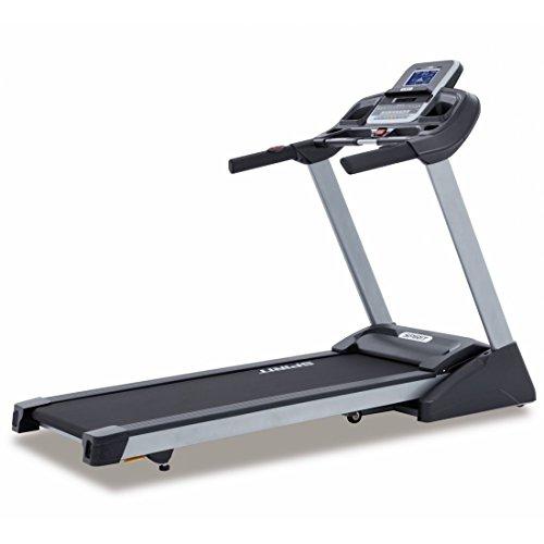 Spirit 3 PS Profi Laufband XT 285 klappbarer Cardio Heimtrainer Fitnessgerät