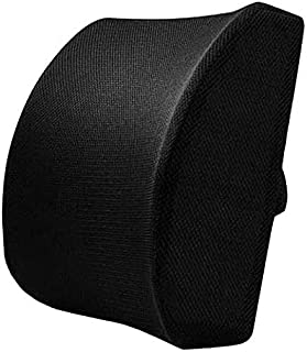 Memory Foam Lumbar Support Back Cushion