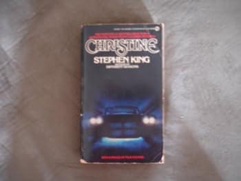 Mass Market Paperback Christine Book