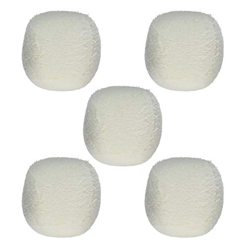 Great Features Of Dorrisi Scumball, Eliminating Reusable Scum Ball for Swimming Pool Spa, 2/5 Pcs