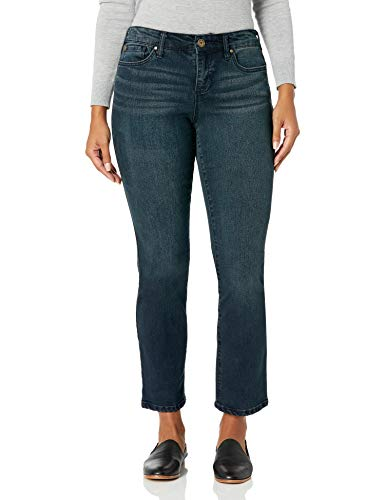 Bandolino Women's Mandie Signature Fit 5 Pocket Jean, nightfall, 10