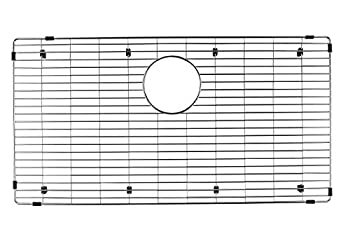 Blanco 231599 Stainless Steel Sink Grid  Quatrus Super Single Bowls  Accessory Silver