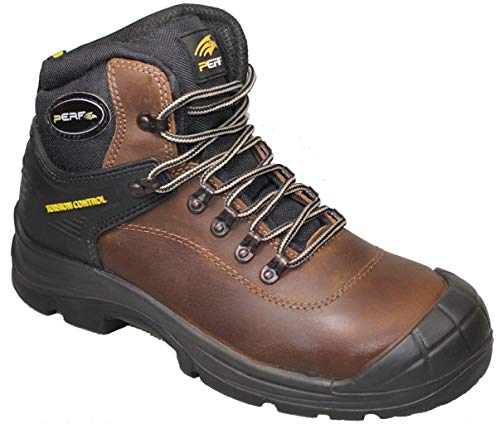 Perf Safety Shoes - Safety Shoes Today