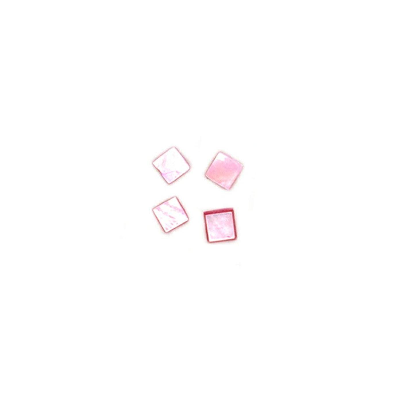 ナイトスポットティーム橋脚irogel イロジェル ネイルアート カラーシェルプレート シェルパーツ 【タイプA ピンク】