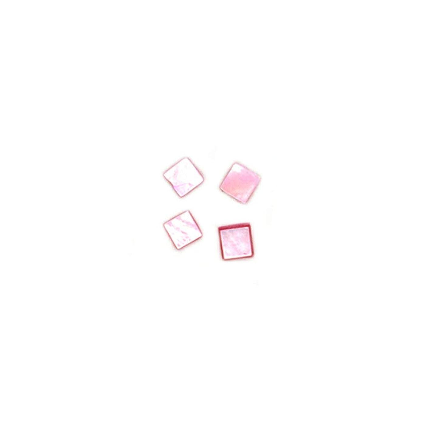 うぬぼれ船外天窓irogel イロジェル ネイルアート カラーシェルプレート シェルパーツ 【タイプA ピンク】