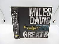 Miles Davis Great 5