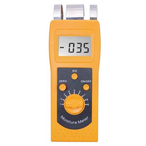 HYY-JJ DM200C Digital Concrete vochtmeter vochtmeter for beton Werk Principe vochtmeter Brick Tegels Hygrometer 0% -50% Water Tester Voor thuis